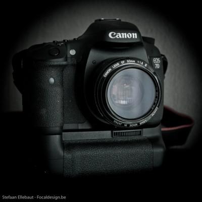 Canon EOS 7D + Canon 50mm f/1.8 II